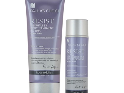 Bodylotion met retinol
