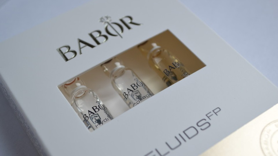 Review Babor Effect Fluid Set-4