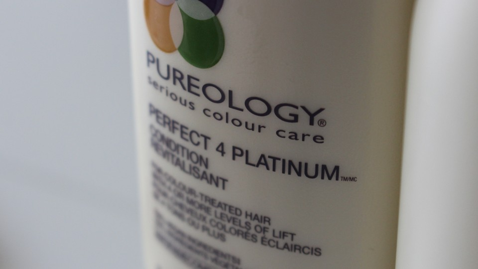 Pureology Perfect 4 Platinum