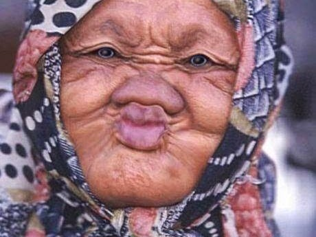 Duckface is uit