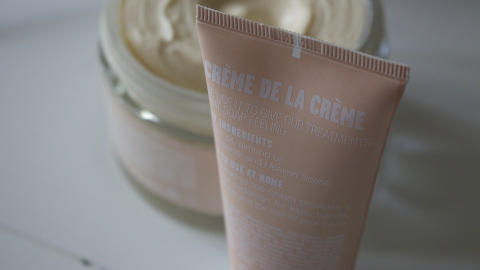 Soap-recommends-body-creme