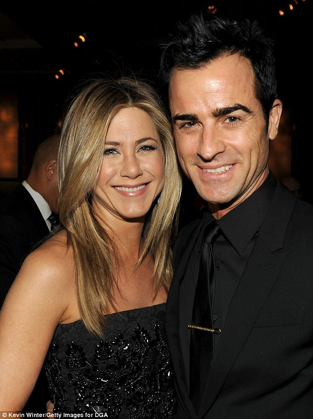 Jennifer Aniston Justin
