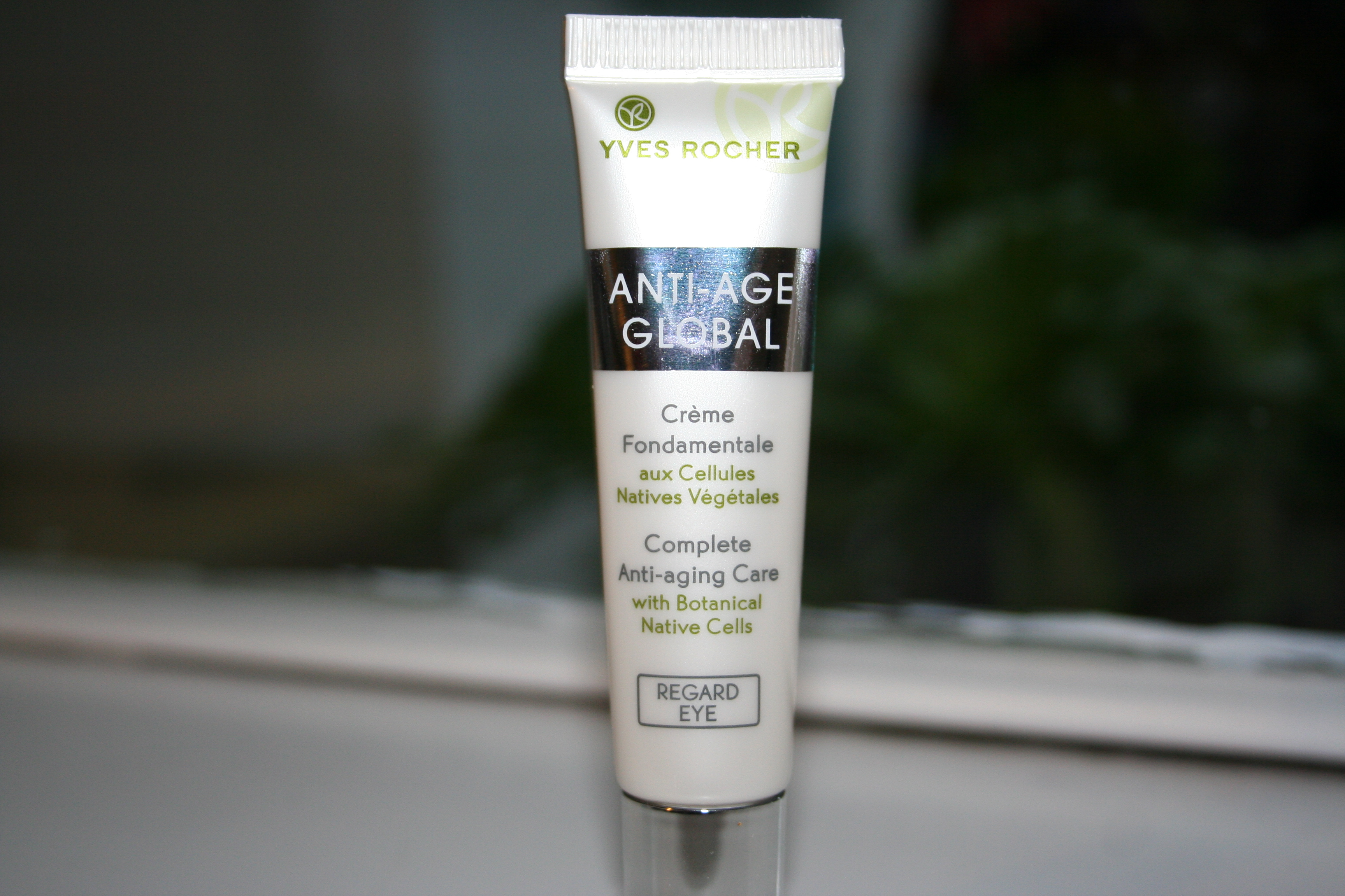 Yves Rocher Anti Age Global Crème Fondamentale Reviews Furrow