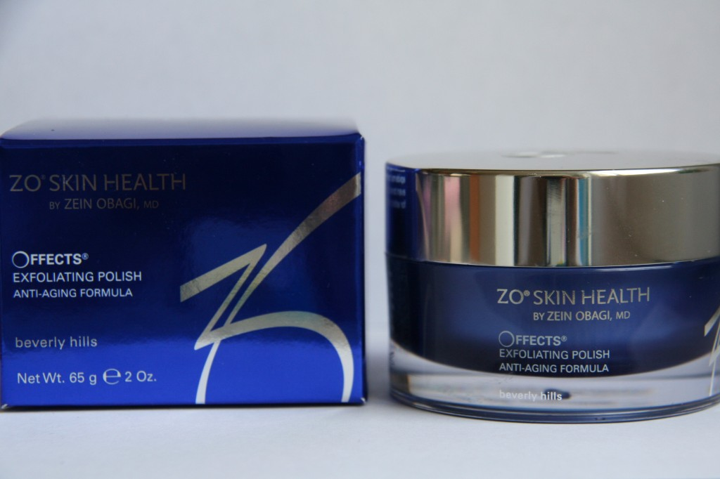 Review ZO Skin Health Offects Exfoliating Polish-3