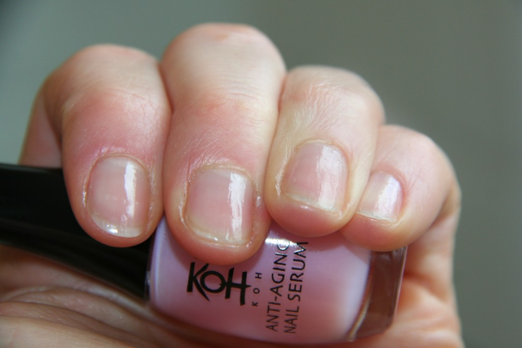 Review Koh Anti Aging Nail Serum-4