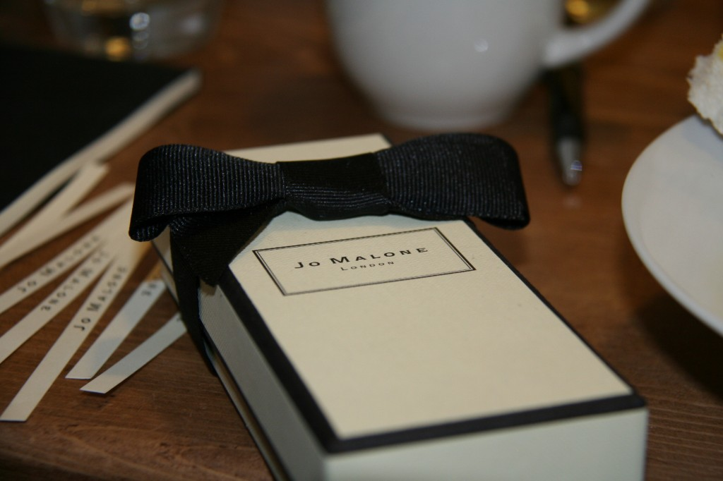 Jo Malone, the art of gift giving